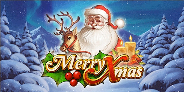 Merry Xmas – nyhet från Play'n GO
